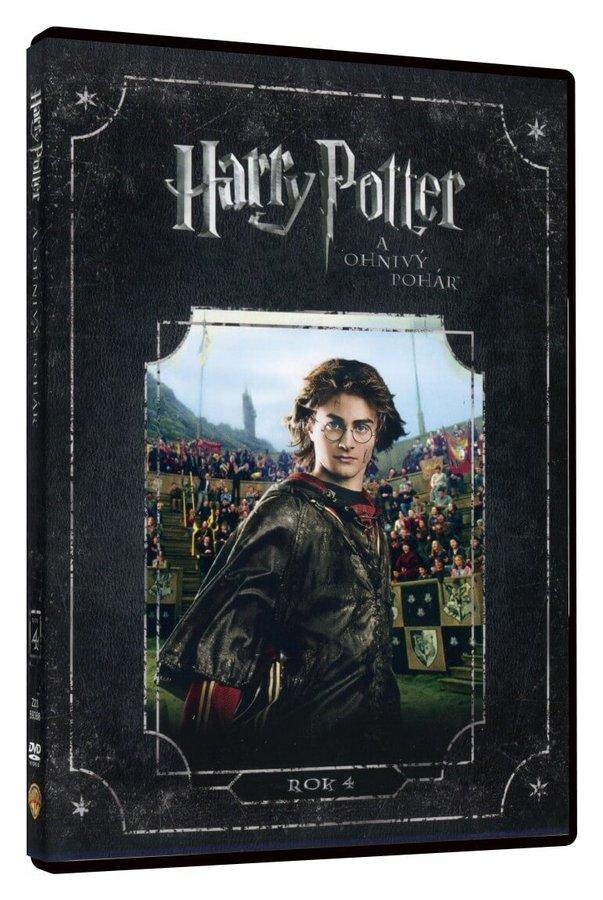 Harry Potter a ohnivý pohár - 1xDVD