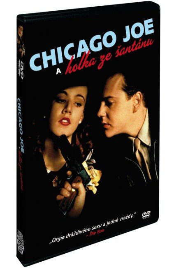 Chicago Joe a holka ze šantánu (DVD)