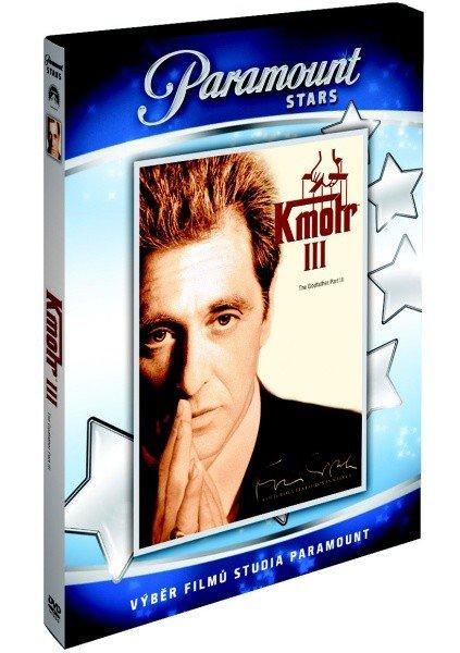 Kmotr 3 (DVD) - edice Paramount Stars