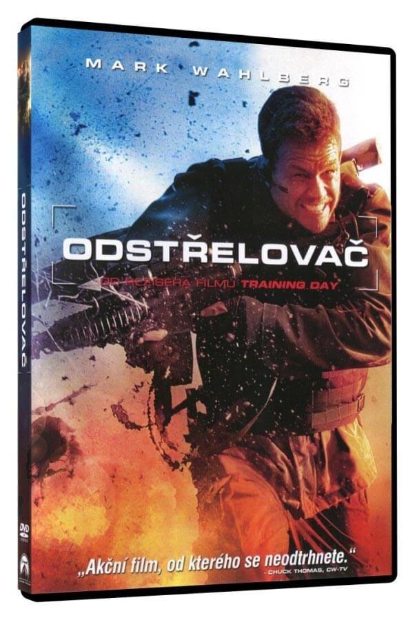 Odstřelovač (Mark Wahlberg) (DVD)