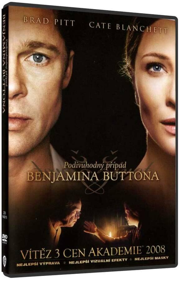 Podivuhodný případ Benjamina Buttona (DVD)