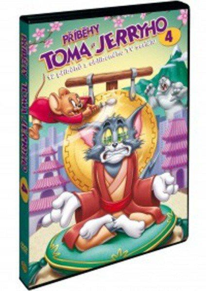Příběhy Toma a Jerryho 4 (DVD)