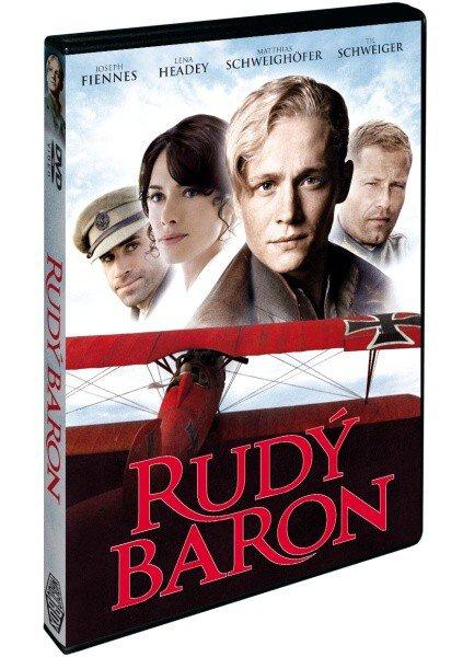 Rudý baron (DVD)