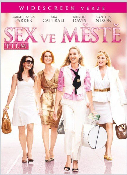 Sex ve městě (FILM) (DVD)
