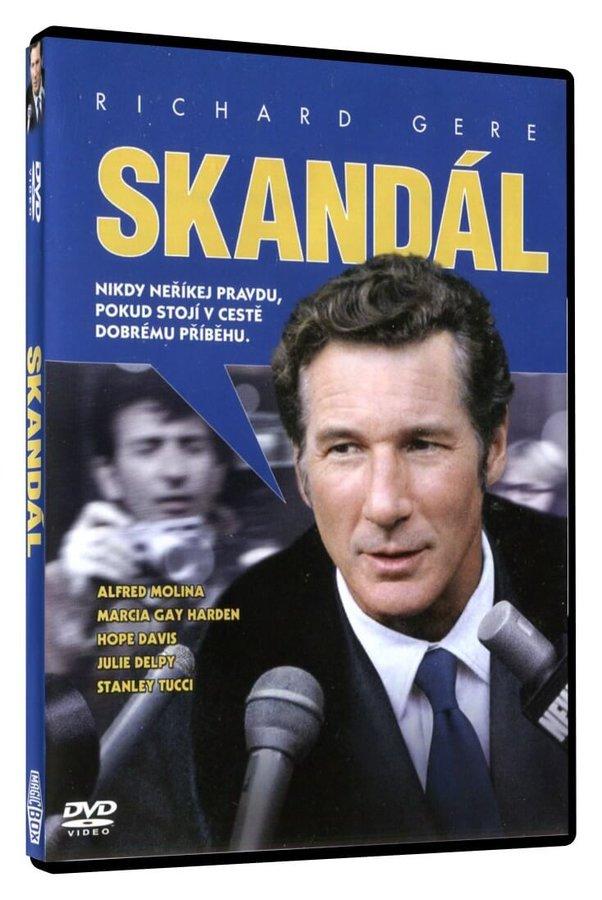 Skandál (DVD)