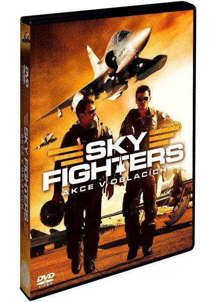 Sky Fighters: Akce v oblacích (DVD)
