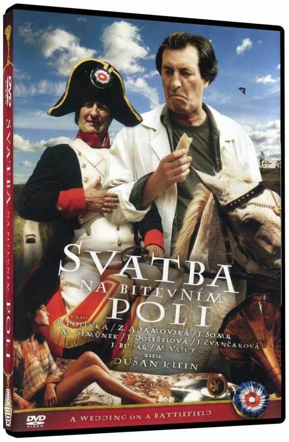 Svatba na bitevním poli (DVD)