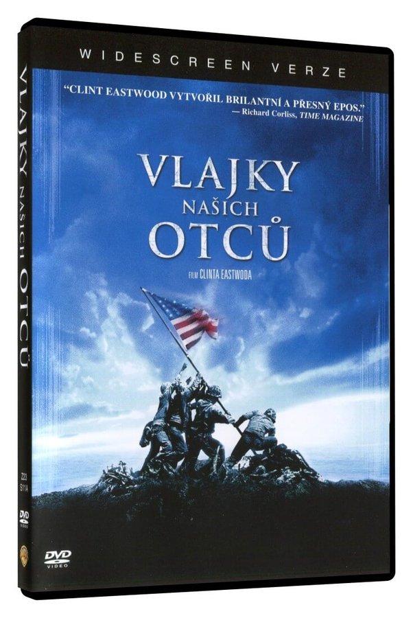 Vlajky našich otců (DVD)