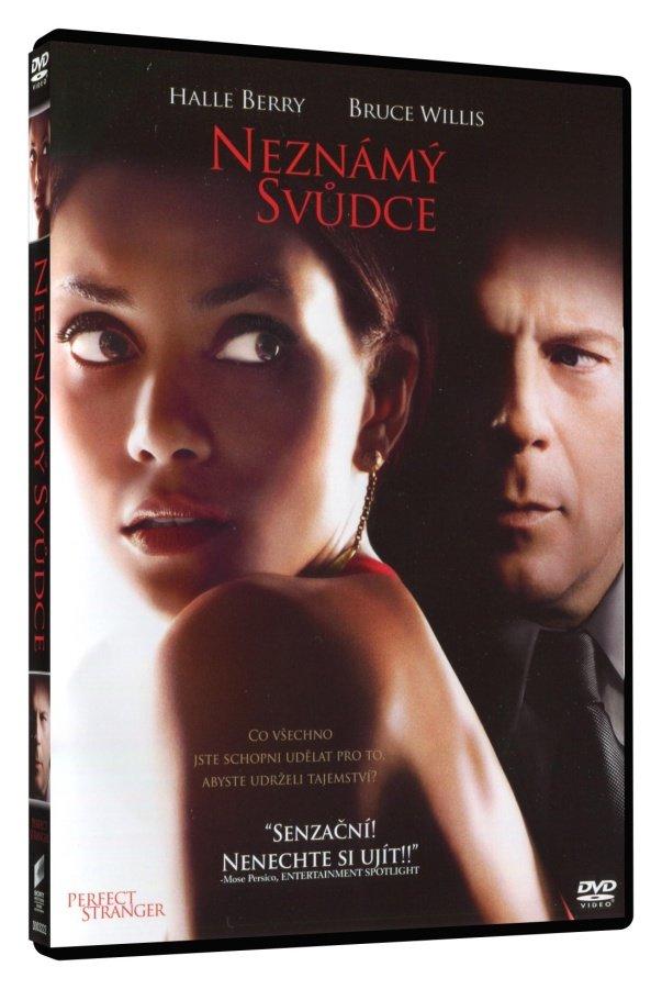Neznámý svůdce (DVD)