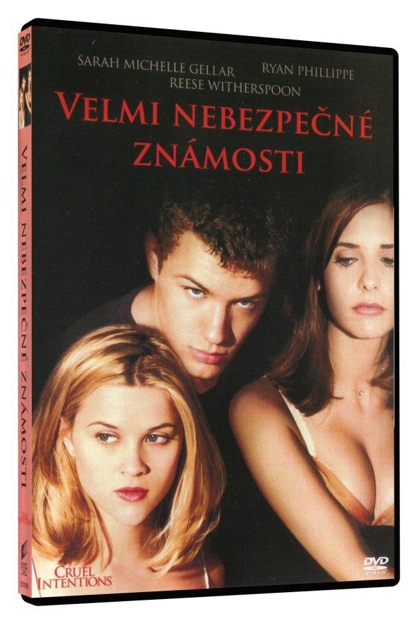 Velmi nebezpečné známosti (DVD)
