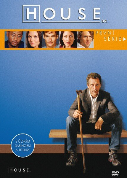 Dr. House 1. sezóna - 6xDVD