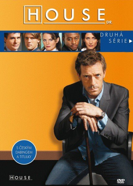 Dr. House 2. sezóna (6 DVD)