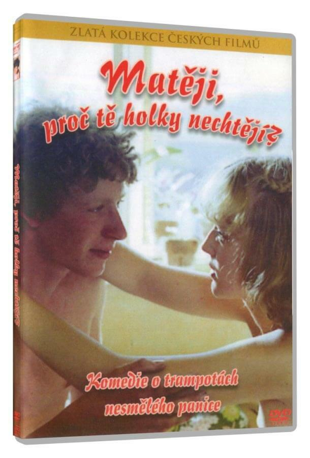 Matěji, proč tě holky nechtějí? (DVD) - slimbox
