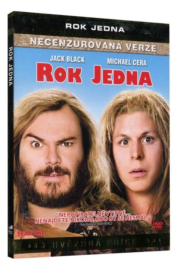 Rok jedna (DVD) - hvězdná edice
