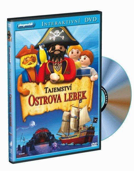 Tajemství Ostrova lebek (Playmobil) (DVD)