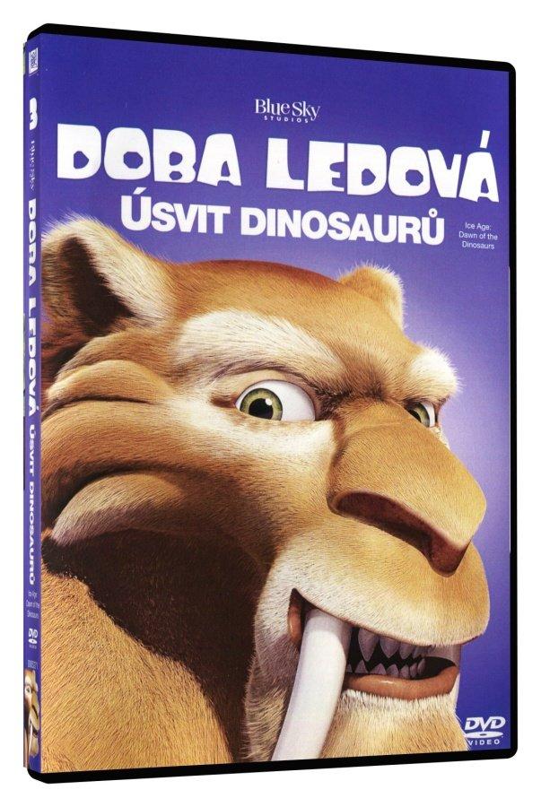 Doba ledová 3 - Úsvit dinosaurů (DVD)
