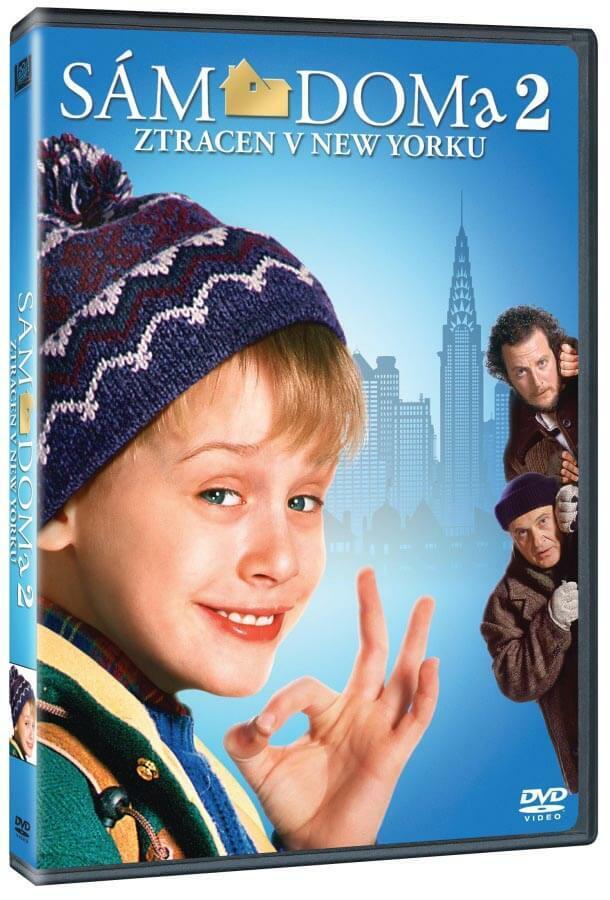 Sám doma 2 (DVD)