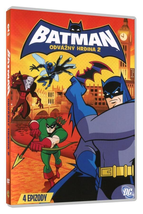 Batman: Odvážný hrdina 2 (DVD)