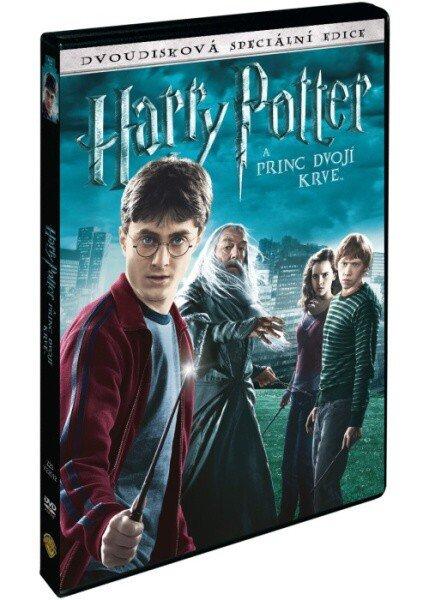 Harry Potter a princ dvojí krve - 2xDVD