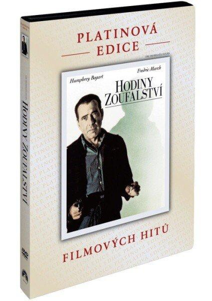 Hodiny zoufalství (1955) - platinová edice (DVD) (pouze s českými titulky)