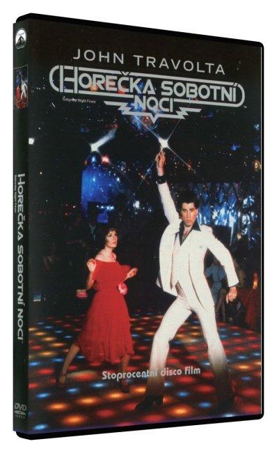 Horečka sobotní noci (DVD)