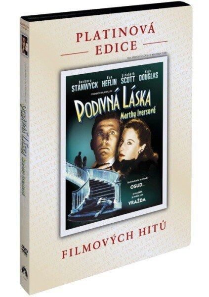 Podivná láska Marty Iversové - platinová edice (DVD) (pouze s českými titulky)