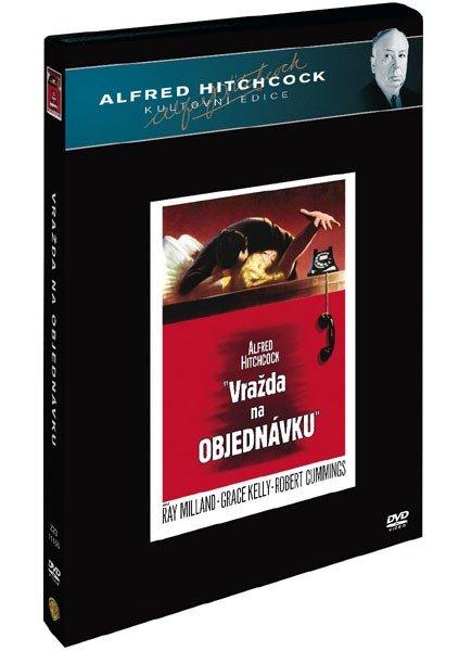 Vražda na objednávku - Alfred Hitchcock kultovní edice (DVD) (pouze s českými titulky)