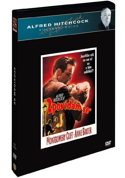 Zpovídám se (DVD) - Alfred Hitchcock kultovní edice - české titulky