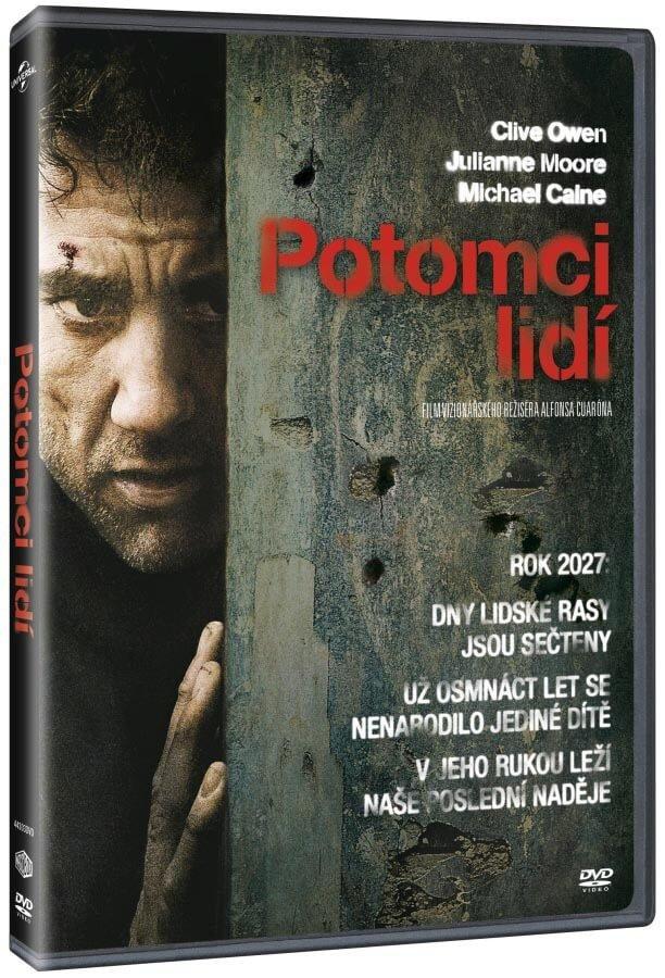 Potomci lidí (DVD)