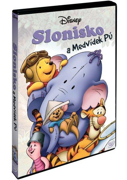 Medvídek Pú: Slonisko a Medvídek Pú (DVD)