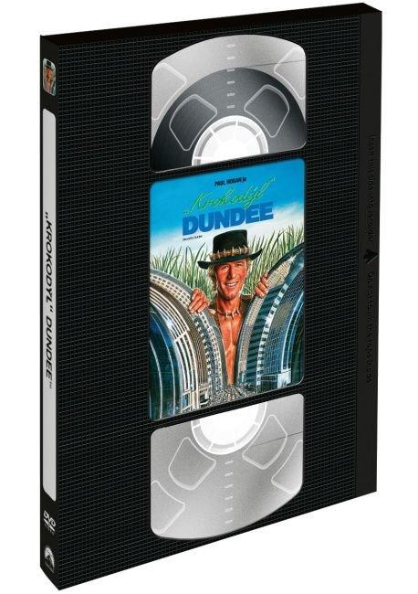 Krokodýl Dundee (DVD) - Retro edice