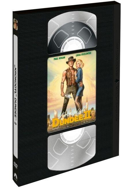 Krokodýl Dundee 2 (DVD) - Retro edice