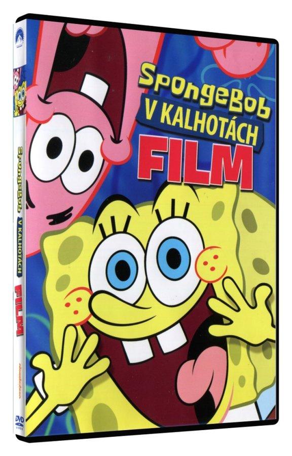 Spongebob v kalhotách (DVD)