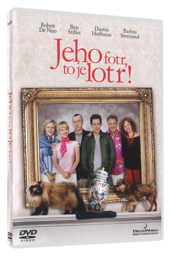 Jeho fotr, to je lotr! (DVD) - edice Paramount Stars