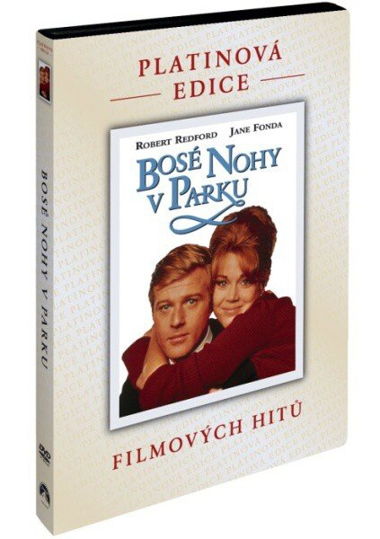 Bosé nohy v parku (Robert Redford) (DVD) (pouze s českými titulky) - platinová edice