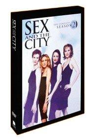 Sex ve městě 2. sezóna (3 DVD)
