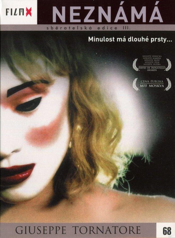 Neznámá (DVD) - edice Film X