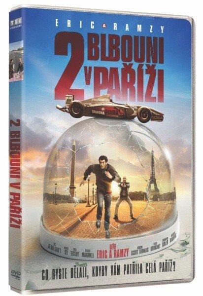 2 blbouni v Paříži (DVD) (papírový obal)