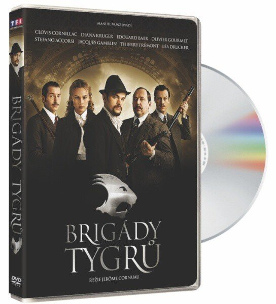 Brigády tygrů (DVD)