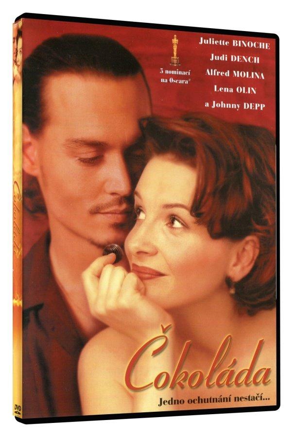 Čokoláda (DVD)
