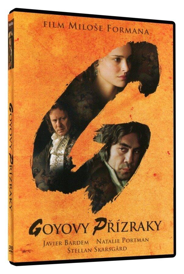 Goyovy přízraky (DVD)