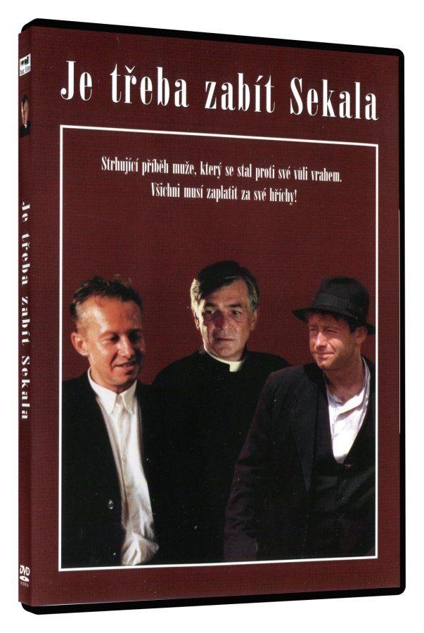 Je třeba zabít Sekala (DVD)