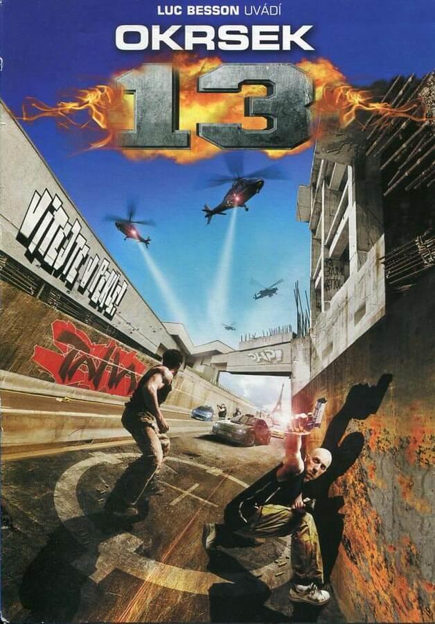 Okrsek 13 (DVD) (papírový obal)