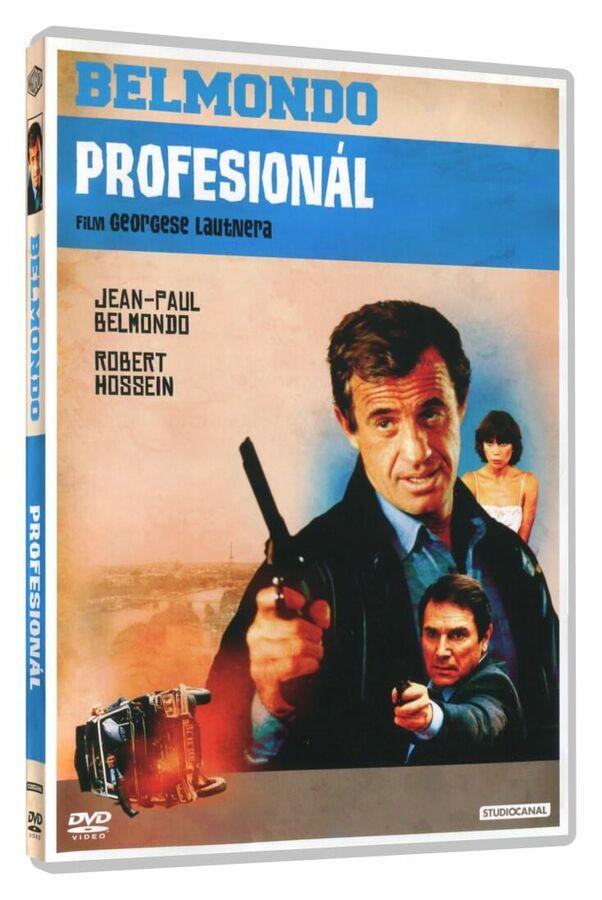 Profesionál (DVD)