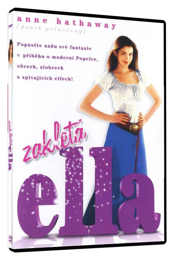 Zakletá Ella (DVD)