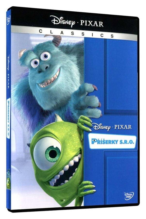 Příšerky s.r.o. (DVD)
