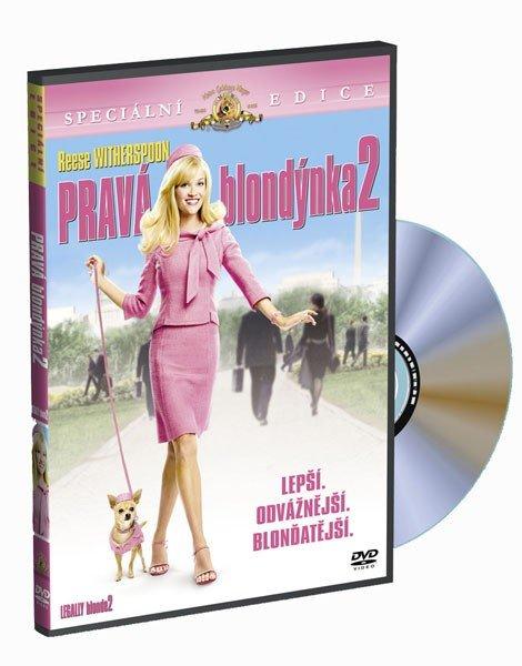 Pravá blondýnka 2 (DVD)