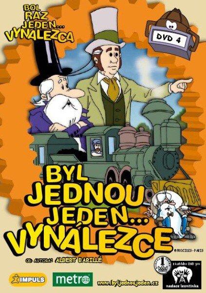 Byl jednou jeden vynálezce 4 (DVD) (papírový obal)