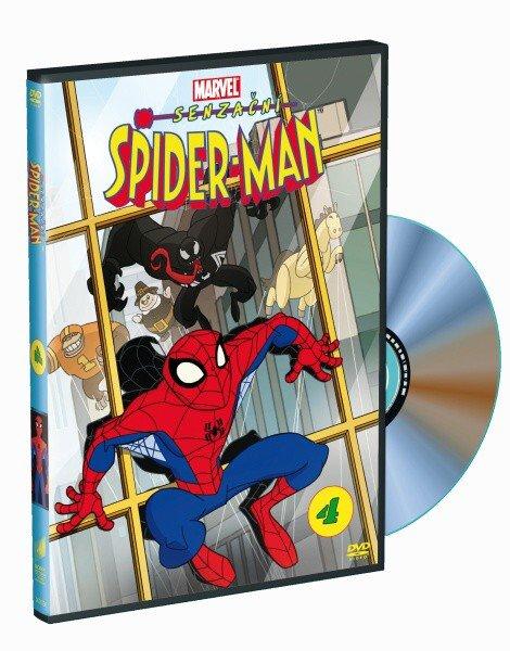 Senzační Spider-Man 4 (DVD)