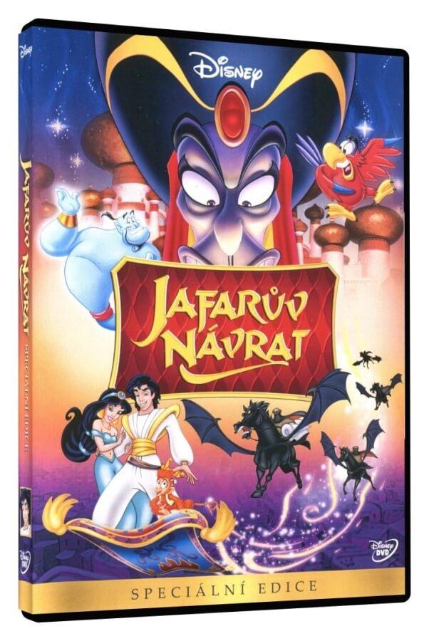 Aladin - Jafarův návrat (DVD)